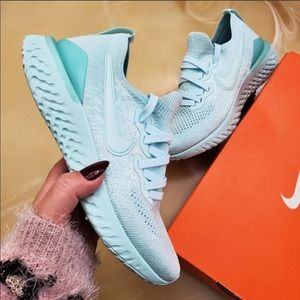 Nike mint epic reacts